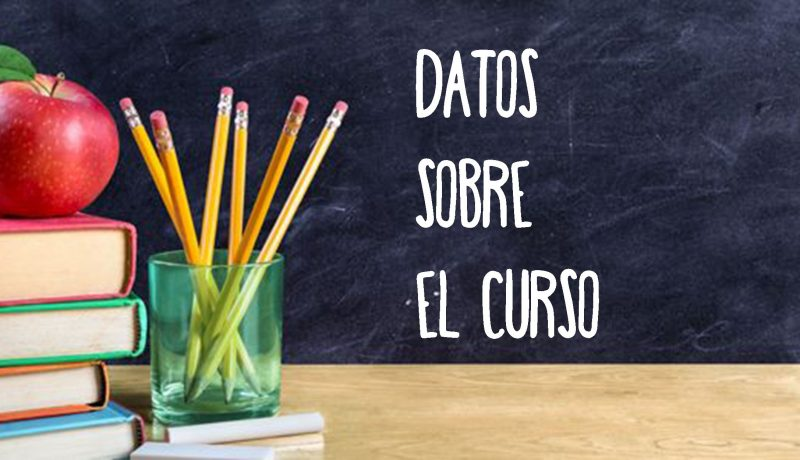 datos cursos